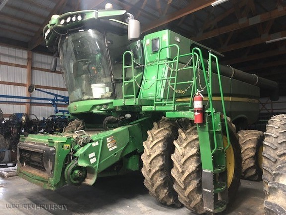 Photo of 2018 John Deere S780