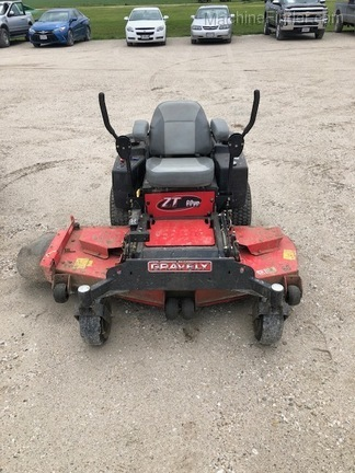 2017 Gravely ZT HD 60 Image 2
