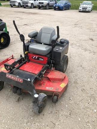 2017 Gravely ZT HD 60 Image 3