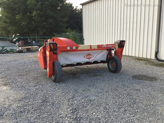2015 Kuhn GMD3150 Image 2