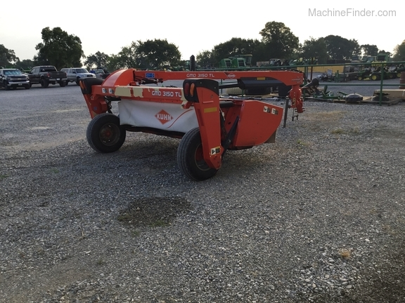 2015 Kuhn GMD3150 Image 6