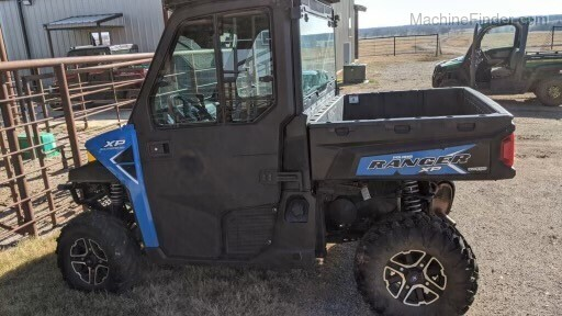 2017 Polaris Ranger XP 900 Image 1