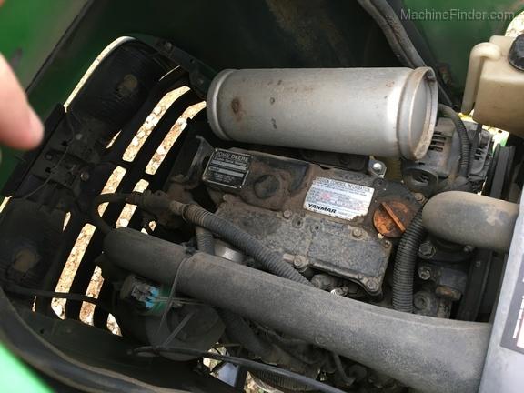 2008 John Deere X740
