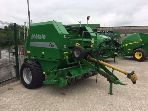 McHale F550  SOLD