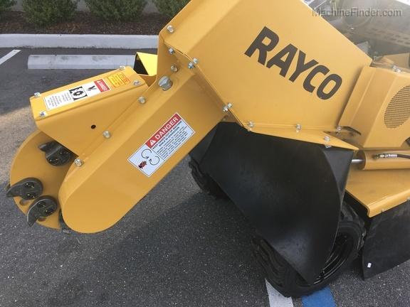 2019 Rayco RG27