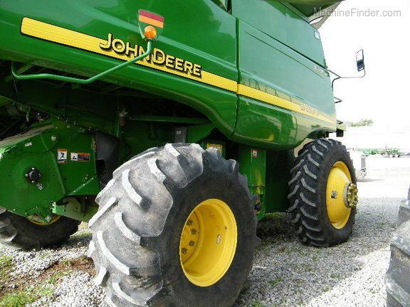 John Deere 9760 STS