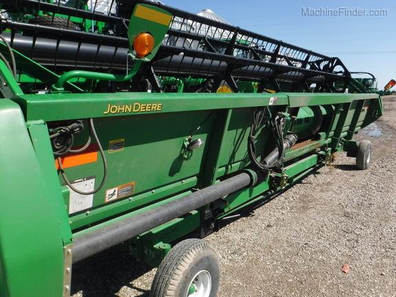 John Deere 625F