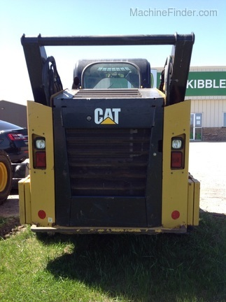 2014 Caterpillar 262D Image 4