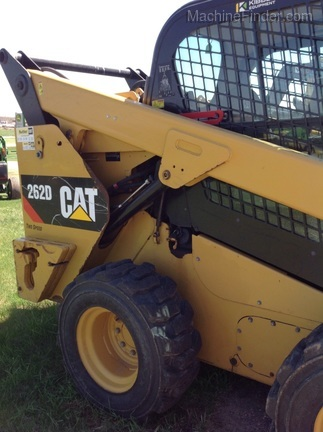 2014 Caterpillar 262D Image 3