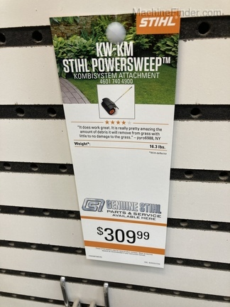 Stihl KOMBI POWER SWEEP