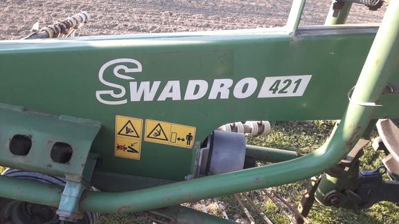 Krone Swadro 421