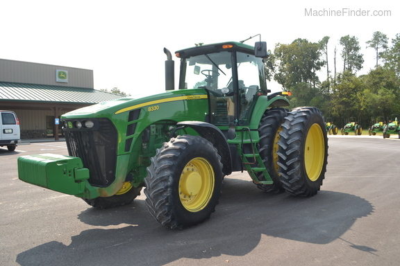 2008 John Deere 8330