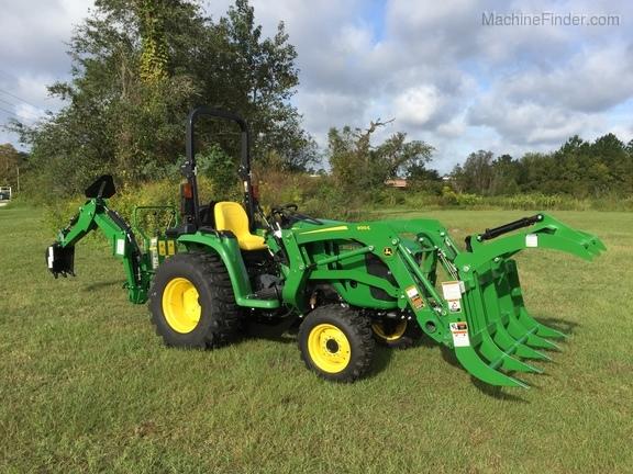 2019 John Deere 3025E TLB w/ GRAPPLE - Compact Utility Tractors - John  Deere MachineFinder