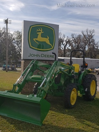 2018 John Deere 5045E