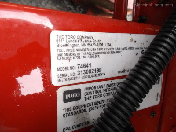 2013 Toro - Wheel Horse MX5060 - Zero-Turn Mowers