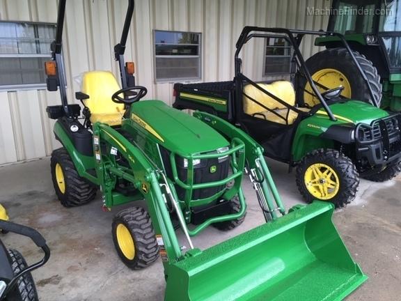 Todd Tractor - John Deere 1025R 2019