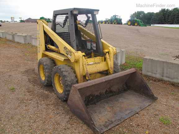 Gehl SL4525 - Skid Steer Loaders - Belle Plaine, MN