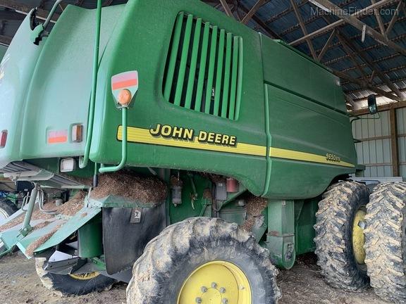 Photo of 2001 John Deere 9650 STS