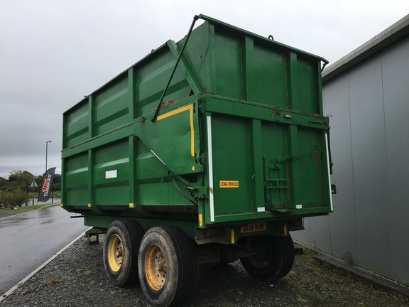 Richard Western 12 ton silage trailer