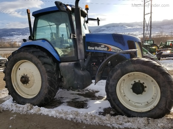 2006 New Holland TG210