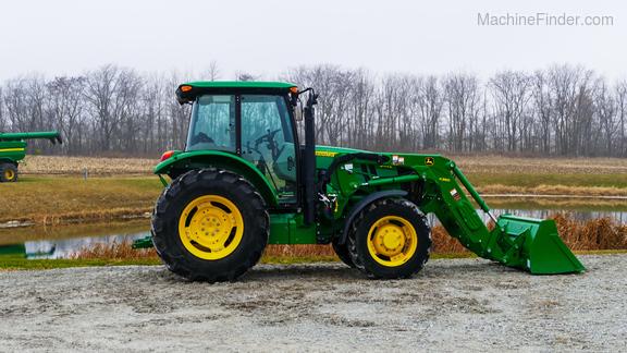 2016 John Deere 5100E-2