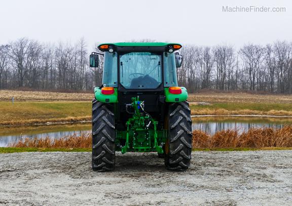 2016 John Deere 5100E-5