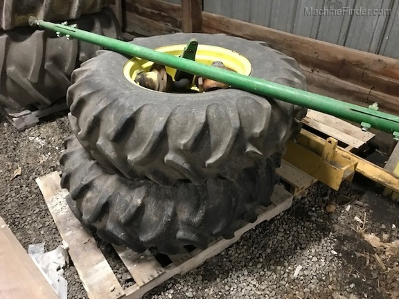 Goodyear 14.9X24 TIRES WHEELS