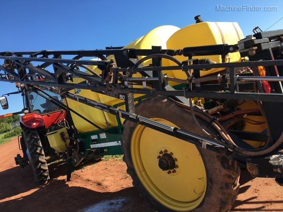 2009 MS Sprayers Nt1250 Image 7