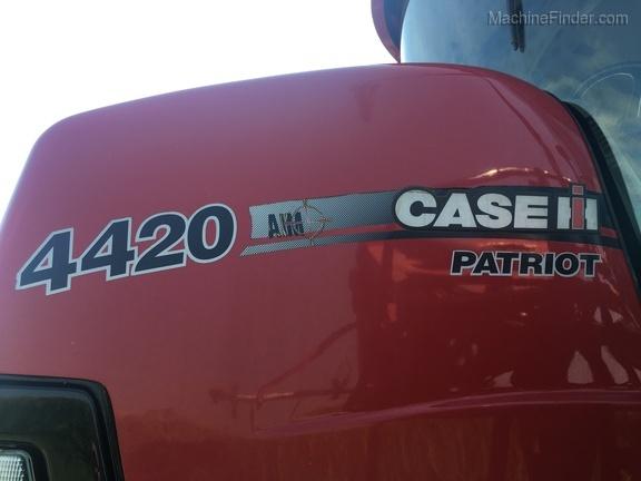 Case IH PATRIOT 4420