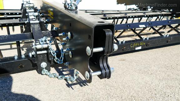 2016 John Deere 6 BAR HARROW-15