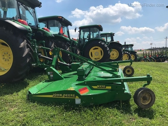 2015 JOHN DEERE MX10 for sale, used preowned in Fairmont, WV