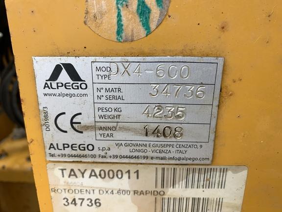 Alpego DX600