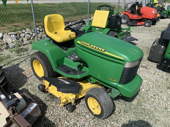 John Deere 345 >> 2001 John Deere 345 Lawn Garden Tractors John Deere Machinefinder