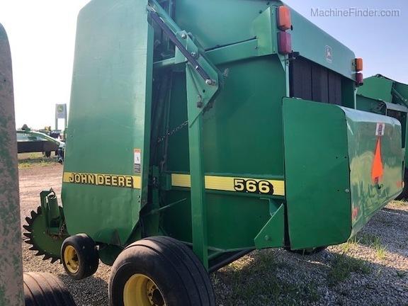 1999 John Deere 566 - Round Balers - John Deere MachineFinder