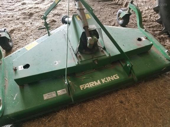 2007 Farm King 6' finish mower - Grooming Mowers - Waverly, IA