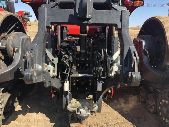 Case IH 450 ROW TRACK