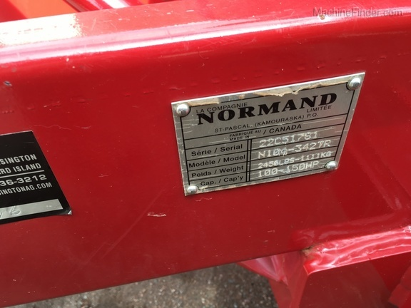 2013 Normand N104-342TR