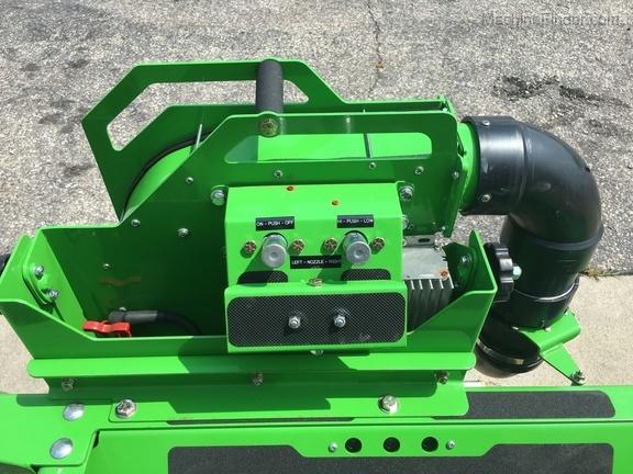Photo of 2017 Mean Green CXR-60