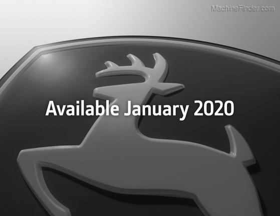 2019 John Deere 8295R
