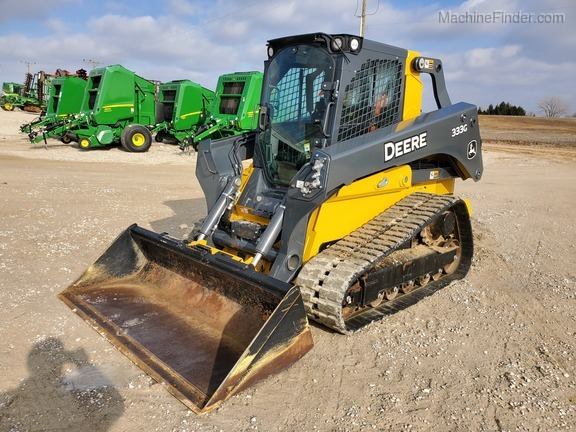 Photo of 2018 John Deere 333G
