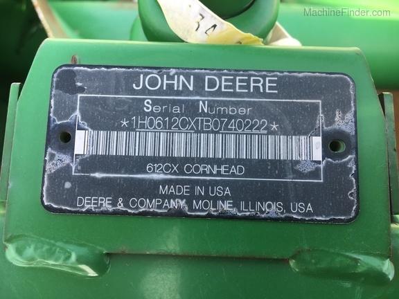 Photo of 2011 John Deere 612C