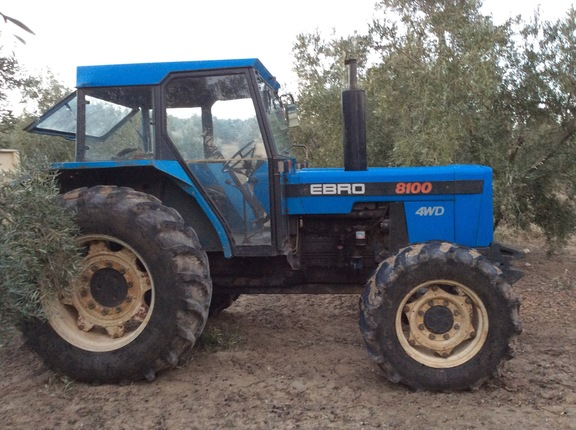 Ebro 8100 DT