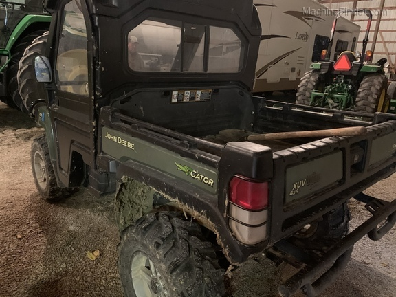 Photo of 2010 John Deere XUV 825I OLIVE