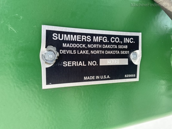 2013 Summers 50' Coil Packer Image 15