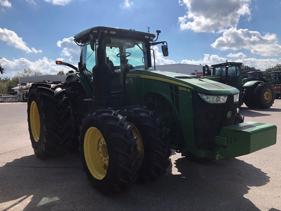 Pre-Owned John Deere 8345R in Plant City, FL Photo 3