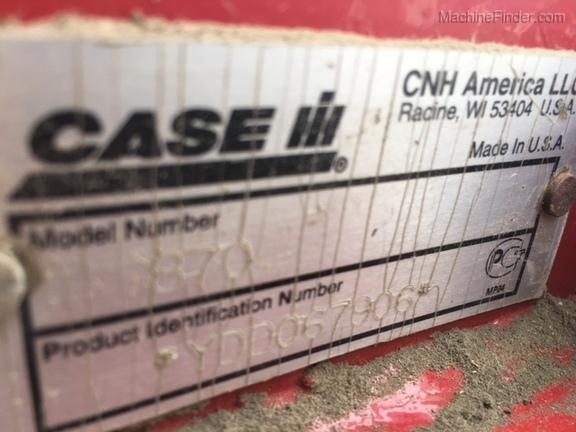 Case IH ECOLO-TIGER 870