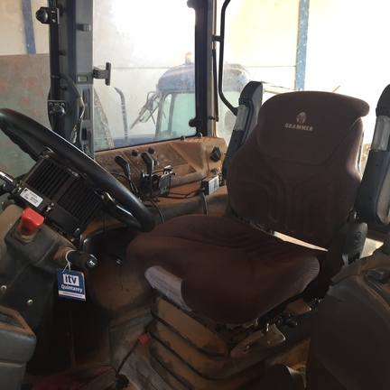New Holland TM135 4WD