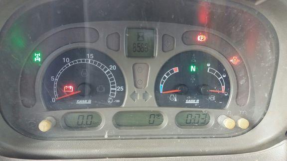 Case MXU125 PRO 4WD