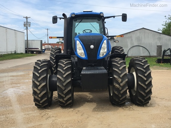 New Holland Auto Command Calibration