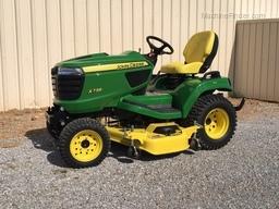 Used Lawn Mowers & Garden Tractors | TriGreen Equipment